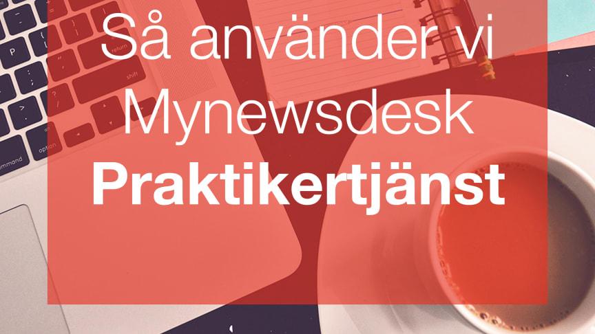 Praktikertjänst ökar sin varumärkeskännedom med Mynewsdesk