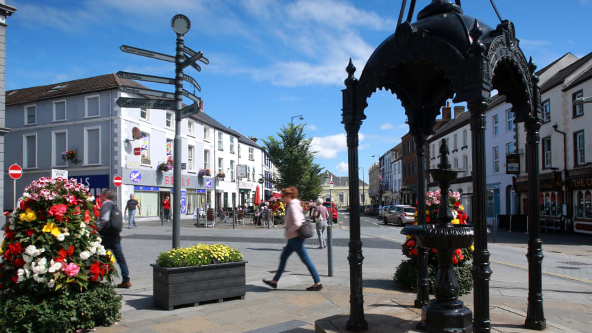 Have your say on the future of Carrickfergus at www.midandeastantrim.gov.uk/CRIP