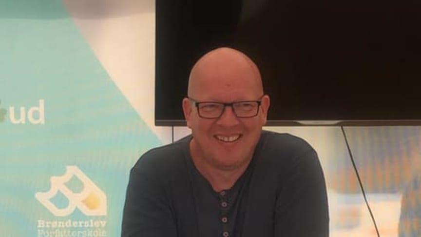 Morten Pedersen - Leder i Alfa København