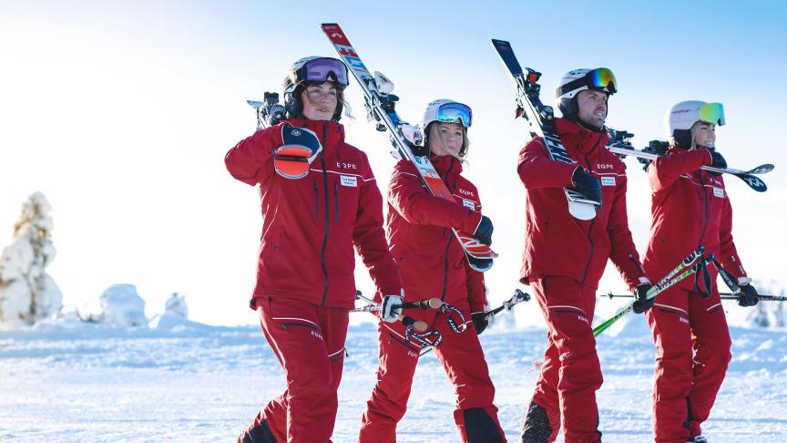 Vintern erbjuder möjligheter för säsongsjobb i fjällen: Fortsatt stort intresse att jobba hos SkiStar