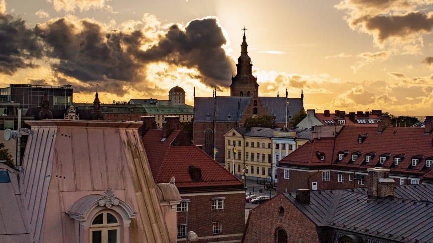 Kristianstad siktar på att bli årets studentstad