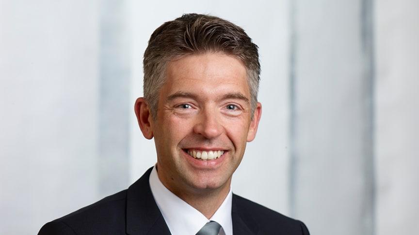 Thomas Stadler (48) wird zum 1. Juli 2021 Geschäftsführer Marketing und Vertrieb bei HERMES ARZNEIMITTEL (OTC).
