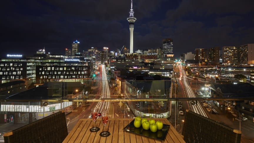 Swiss-Belsuites Victoria Park opens in Auckland, New Zealand in October 2016