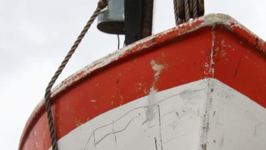 """Ny metod att upptäcka giftiga båtfärger """"Kan ge bättre miljö i småbåtshamnar"""""""
