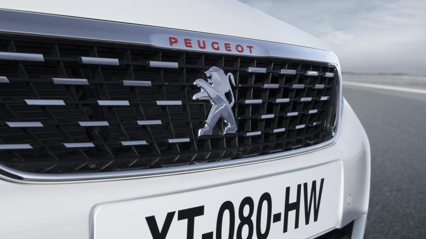 Peugeot fortsätter att vinna mark i Sverige