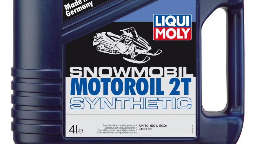 Liqui Moly lanserar ny motorolja för snöskotrar
