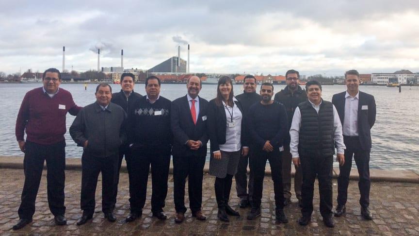 Mexico lærer af danske energi-erfaringer