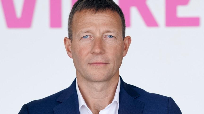 Harald Jachwitz Andersen, Direktør i Virke Handel