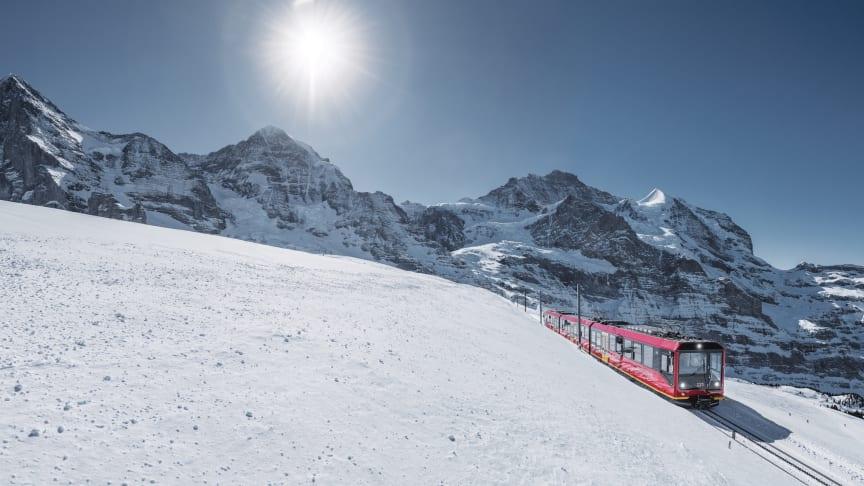 Jungfraubahn © Swiss Travel System Jeroen Seyffer Fotografie