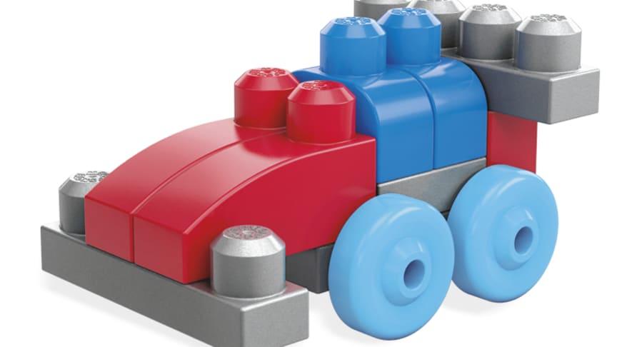 Mega Bloks Thementasche - Lustige Fahrzeuge