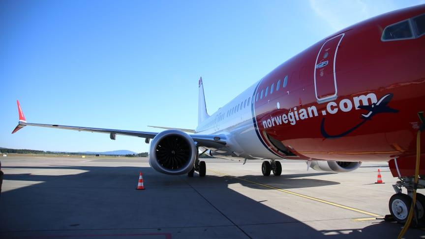 Norwegian med resultat før skatt på 861 millioner kroner og god passasjervekst