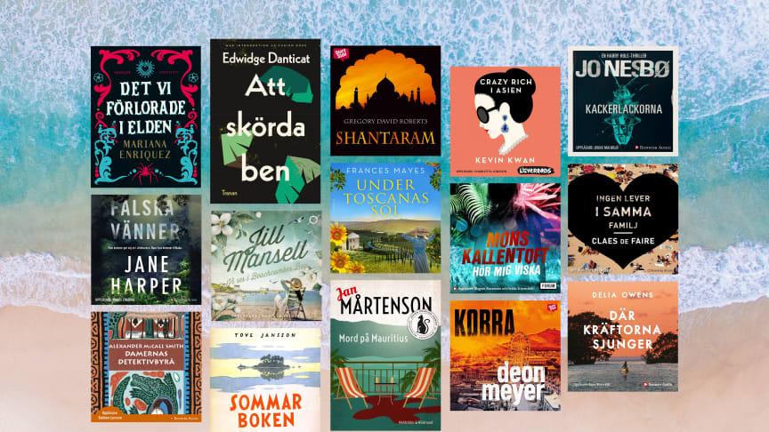 Res i böckernas värld: 15 böcker som förflyttar dig till andra länder