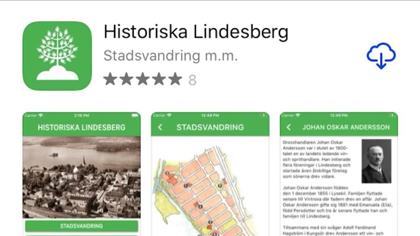 Bidrag från Sparbanksstiftelsen Bergslagen lyfter historiska Lindesberg