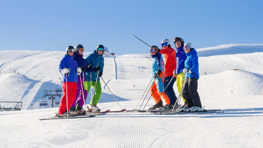 Rusning efter aktiva fjällkonferenser på SkiStars destinationer: Ökning med 11%