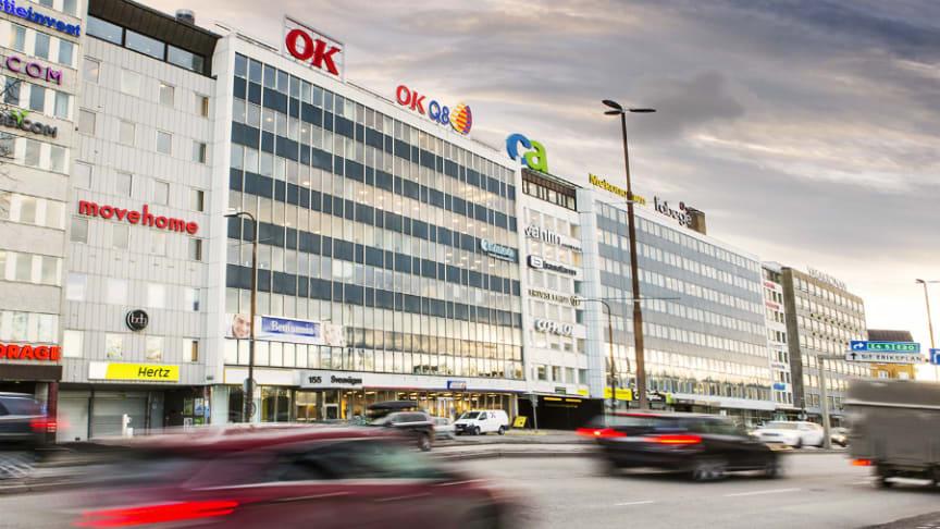 OK's huvudkontor i Stockholm. Foto: Per Hammarsjö