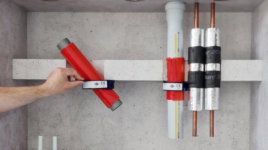 Spannende Produktnews sowie informatives Brandschutz Know-how präsentiert DOYMA auf der FeuerTrutz 2021