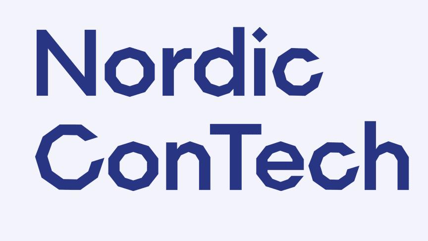 Nordic ConTech Talks: Bygga hus digitalt – på riktigt