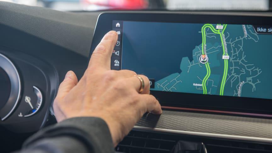 Navigasjonssystemet kan være et nyttig verktøy, men ikke for alle