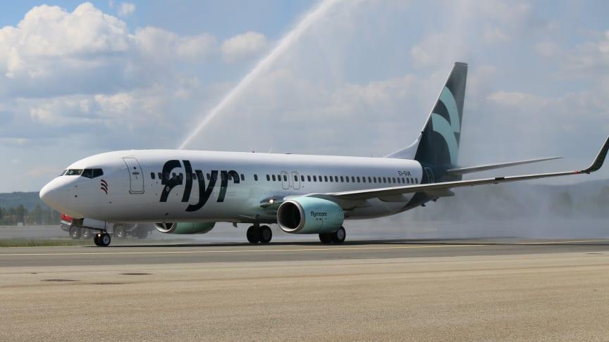 Flyr har fått driftstillatelse fra Luftfartstilsynet