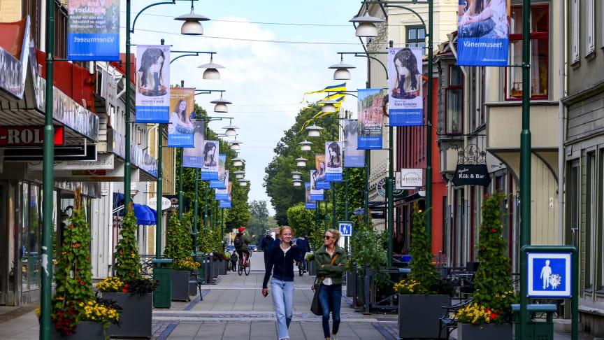 Lidköpings kommun testar ett nytt sätt för ungdomar att medverka i kommunens utveckling