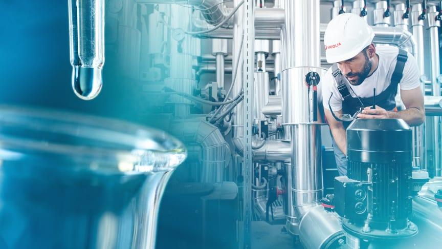 Verbrauchsbasierte Abrechnung bietet Potentiale - Wasseraufbereitung mit Pay-per-use