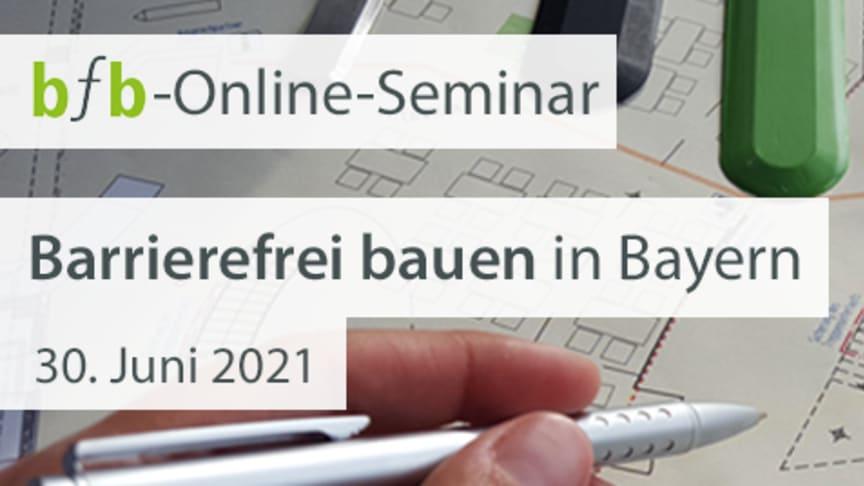 Barrierefrei bauen in Bayern