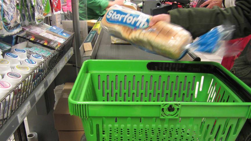 Stora skillnader i pris för matkassen mellan butikerna