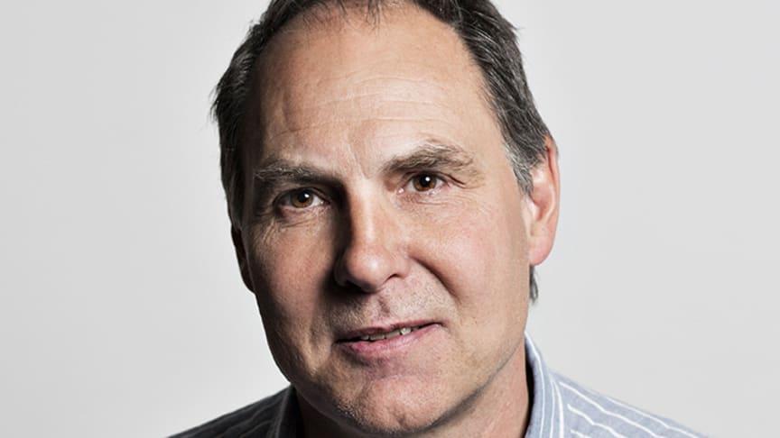 Peter Bertlin, ny regionchef i Assemblin El, var tidigare filialchef i Västerås.