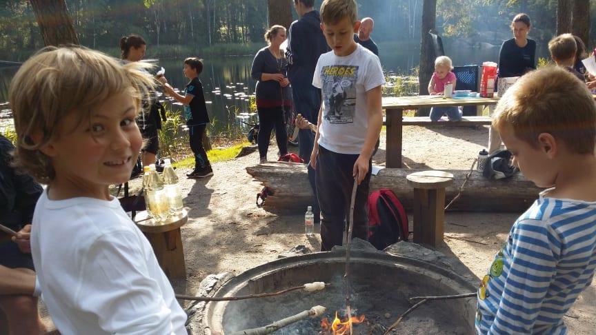 Ungas kostvanor sammanför matprofilen Johanna Westman med En Frisk Generation