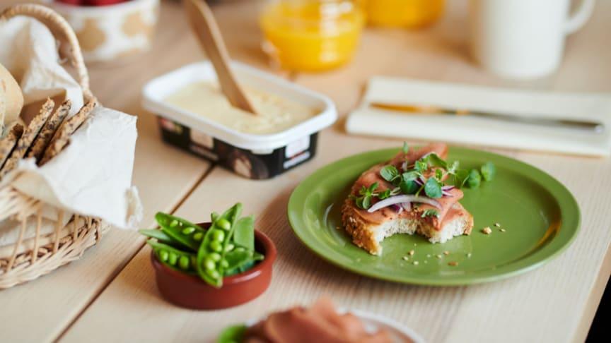 Orkla investerar i alternativa proteiner och satsar på nytt växtbaserat varumärke i Sverige