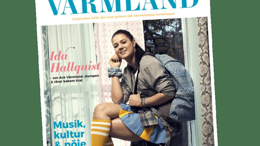 Nu är Visit Värmlands magasin här
