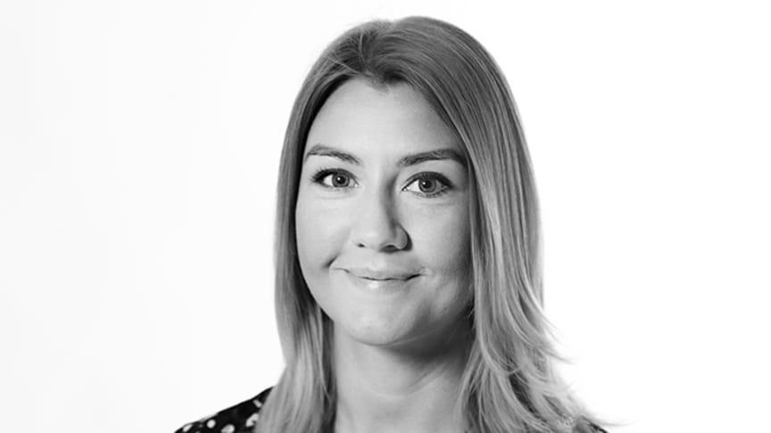 Karolina Källqvist, administratör på SKVP