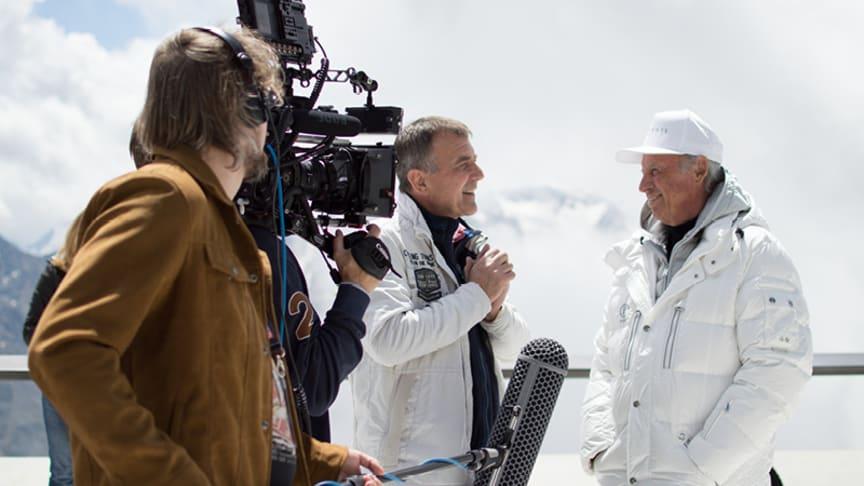 Bogner and 007: Sölden opens the Bond experience world