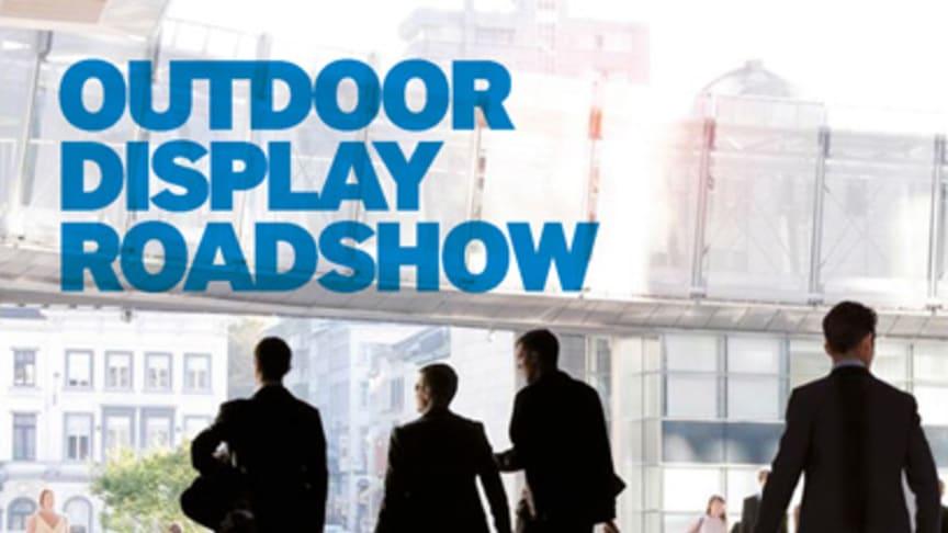 Einladung zur Samsung Roadshow 2015