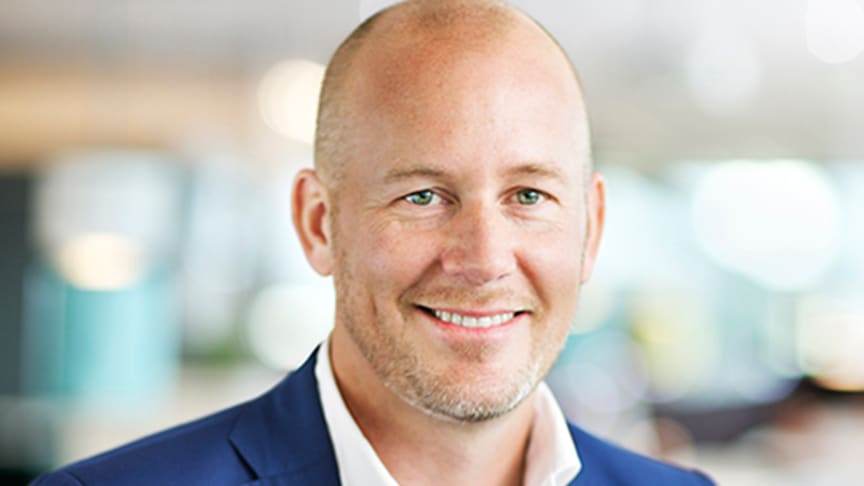 Henrik Norrbom, ny  Executive Vice President Skandinavien och verkställande direktör för Cramo AB