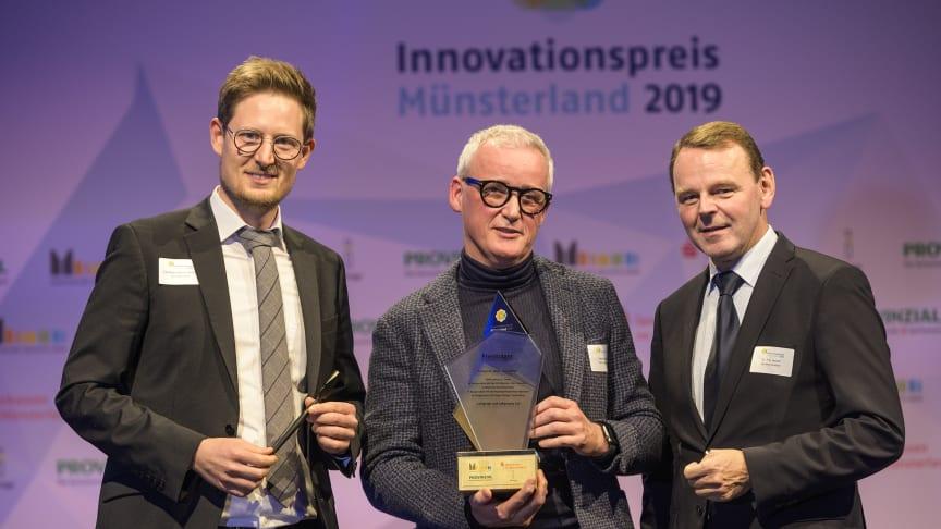 """Innovationspreis Münsterland 2019 - Kategorie """"Klein und pfiffig"""""""