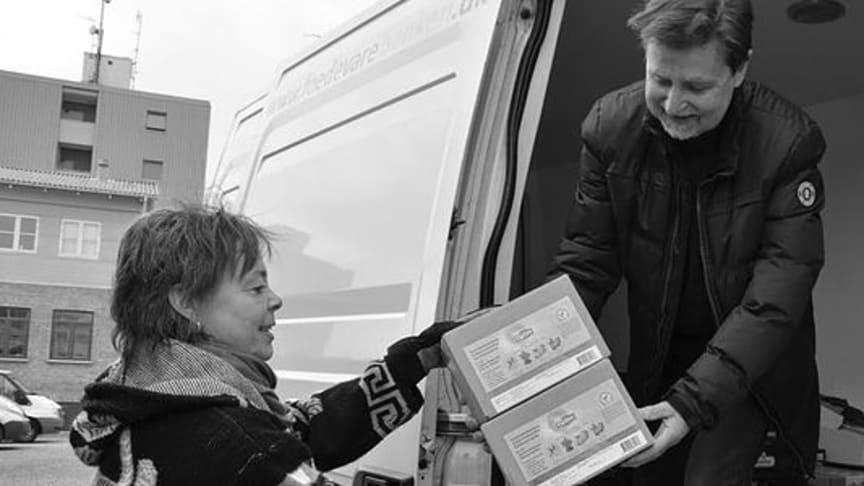 Unilever Food Solutions bliver ny fast fødevaredonor til fødevareBanken