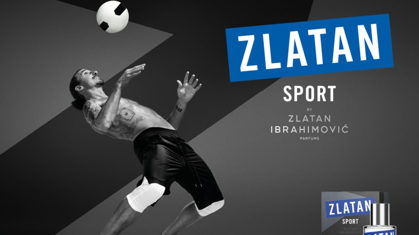 Zlatan Ibrahimovic Parfums ZLATAN SPORT Pro Eau De Toilette