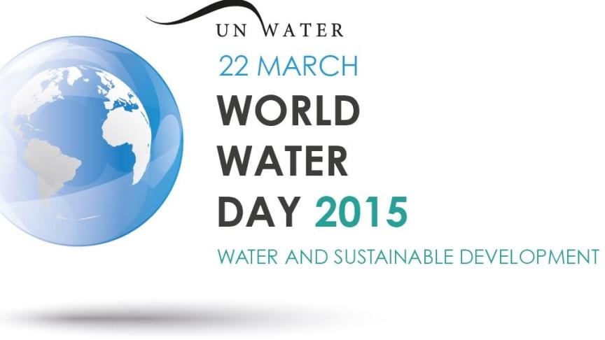 Världsvattendagen sätter fokus på vatten och hållbarhet för gymnasielärare och elever