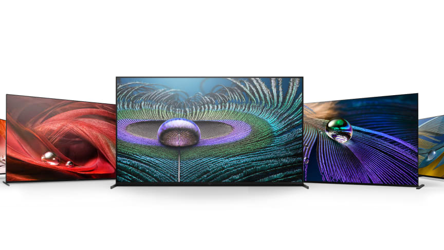 Sony dévoile ses téléviseurs BRAVIA XR 8K LED, 4K OLED et 4K LED Son et image optimisés par le nouveau processeur « Cognitive Processor XR »