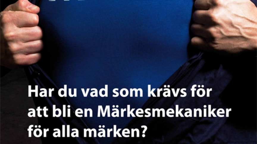 MECA dammsuger Sverige på duktiga mekaniker.