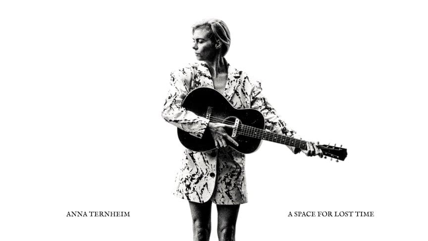 "NYTT ALBUM. Anna Ternheim släpper albumet ""A Space For Lost Time - Extended Version"" på Record Store Day"
