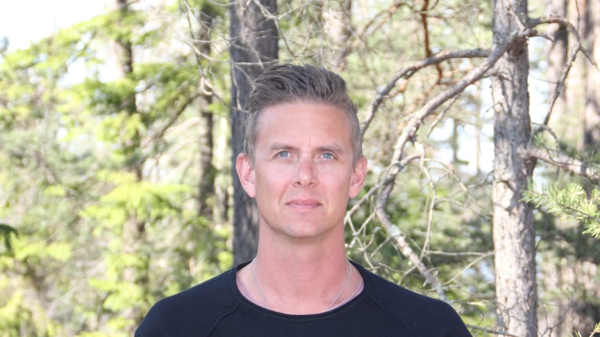 Magnus Nordström, grundare av Klätterteknik