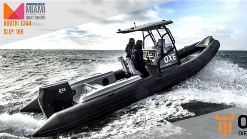 Sign up for your sea trial at Slip 166