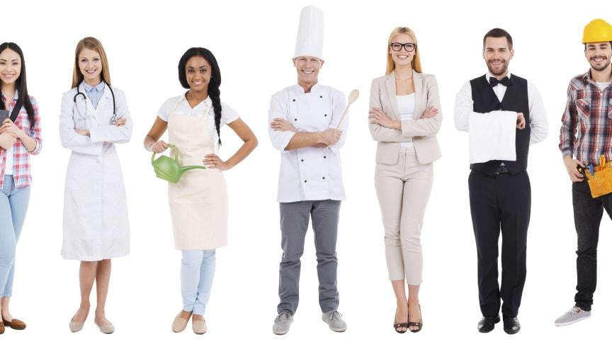 Kok, rengøringsdame eller tømrer: Nyt online forum skal gøre det lettere for arbejdsgivere at finde den helt rigtige kandidat til deres stilling.