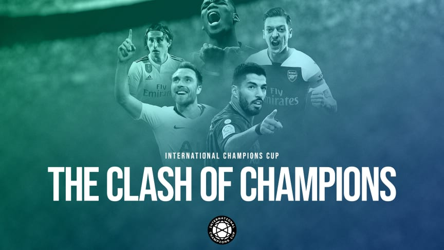 Strive Sport sender International Champions Cup