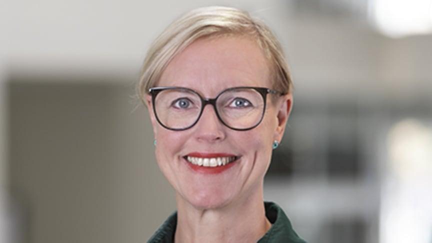 Christina Lingdén, kommunikationschef på Sobona.