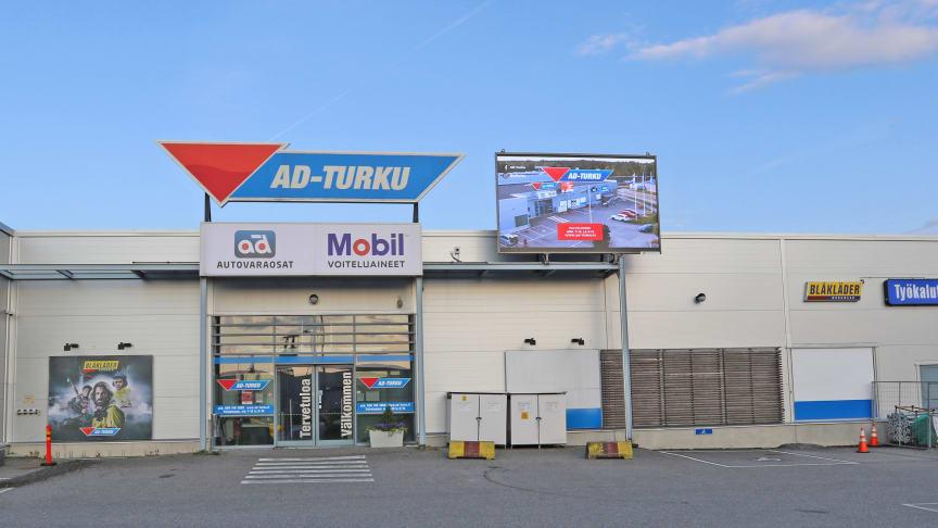 AD-Turku on toiminut Raisiossa vuodesta 2008 ja vakiinnuttanut asemansa laatua arvostavien asiakkaiden liikkeenä.
