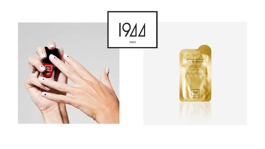 1944 Paris kombinerar skönhet med vård