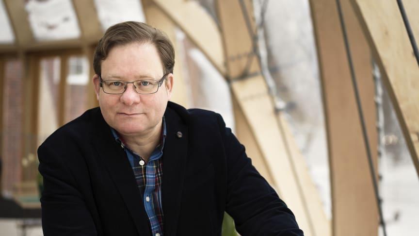 IVL:s livscykelexpert utsedd till professor i byggnadsmaterial
